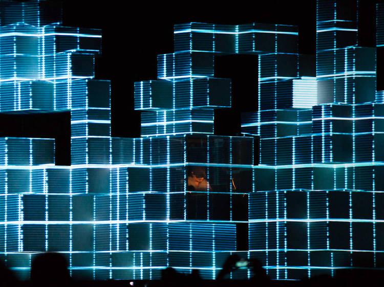 Vibra con la propuesta de artistas audiovisuales en MUTEK.MX