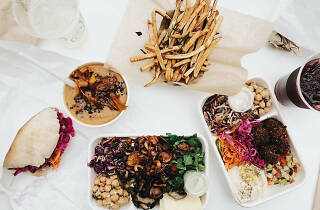 Clover Food Lab Harvard Square