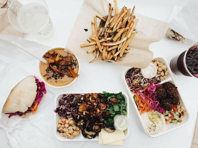 The best vegan restaurants in Boston