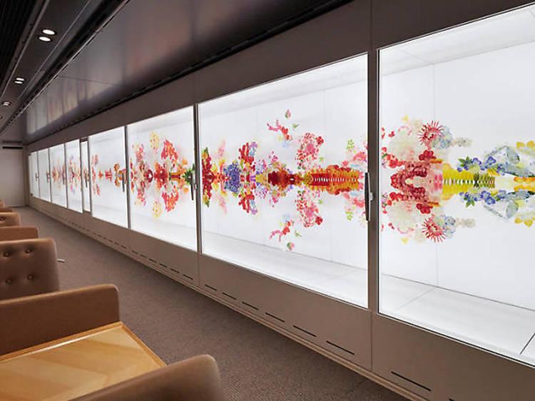 For the art lover: Genbi Shinkansen