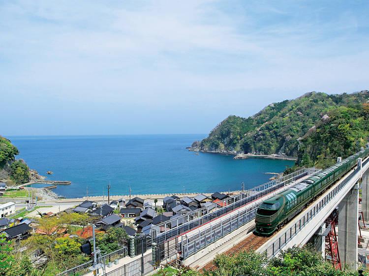 五大日本觀光列車