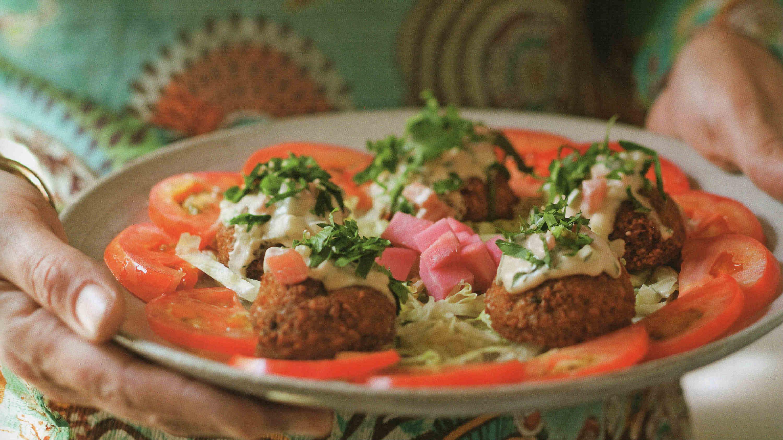 Abla's falafel