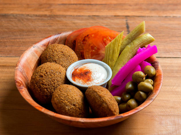 Top Melbourne falafel dishes