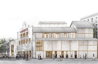 El projecte del Teatre Arnau