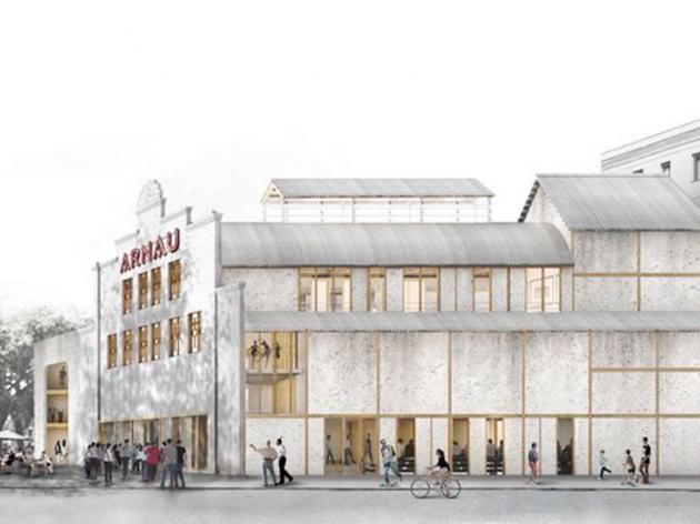 El Teatre Arnau 'abrirá puertas' en septiembre