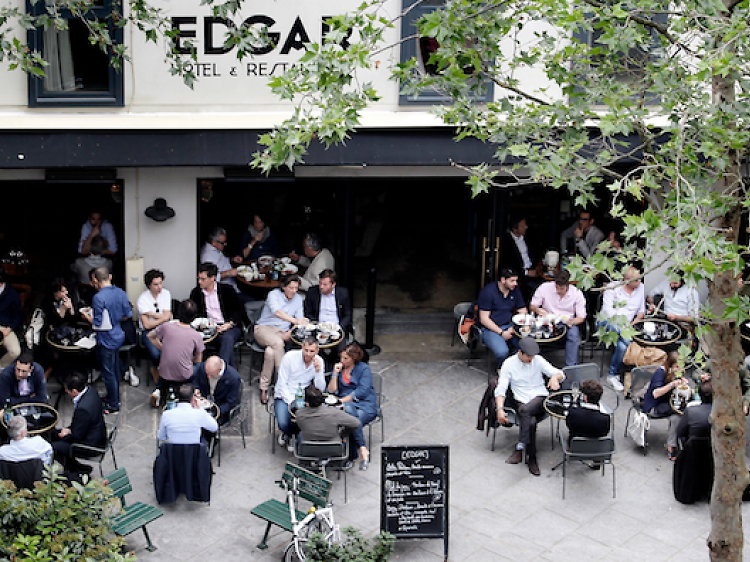 Restaurant Edgar