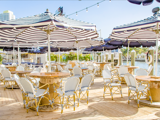 The Wharf - waterfront restaurants Miami homepage