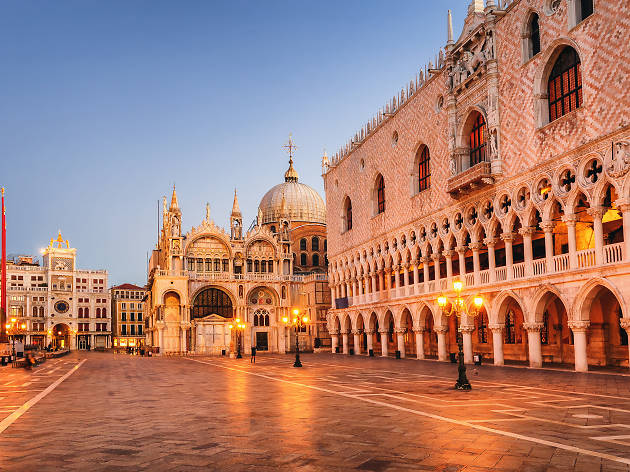 We've rounded up the top, must-see attractions in Venice, Italy