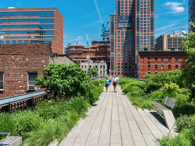 The High Line - HOMEPAGE