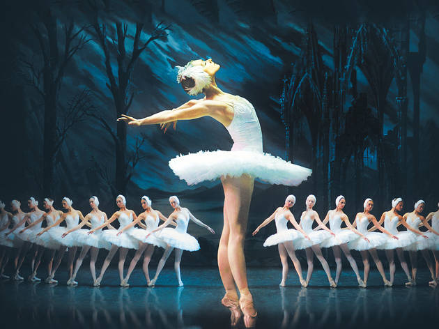 40 percent off Swan Lake tickets