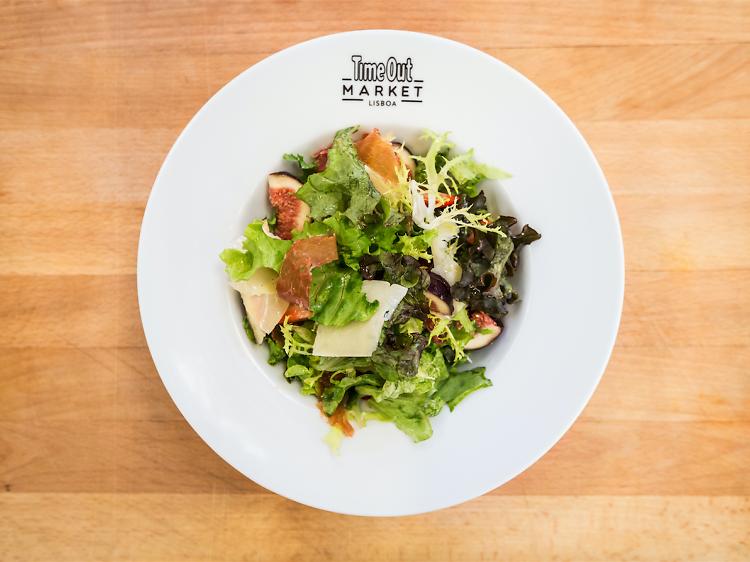 Salada da chef Marlene Vieira