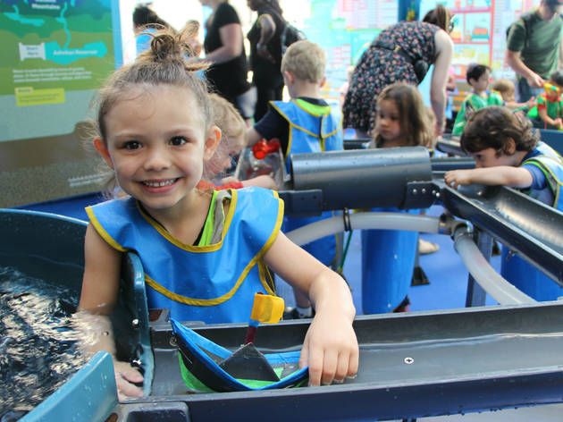 Things to do with kids in NYC this weekend