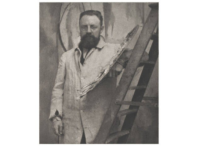 Alvin Langdon Coburn, Henri Matisse, 1913