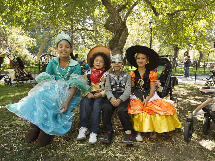 Best free/cheap kids' festivals and fairs in NYC
