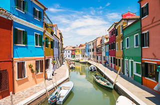 Burano, Veneto is a great place for a day trip from Venice, Italy.
