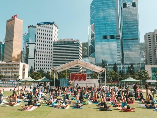 Pure Playground at SummerFest Lifestyle