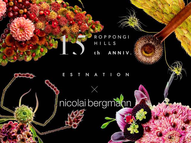 """Nicolai Bergmann MUSHI"" pop up store & event"