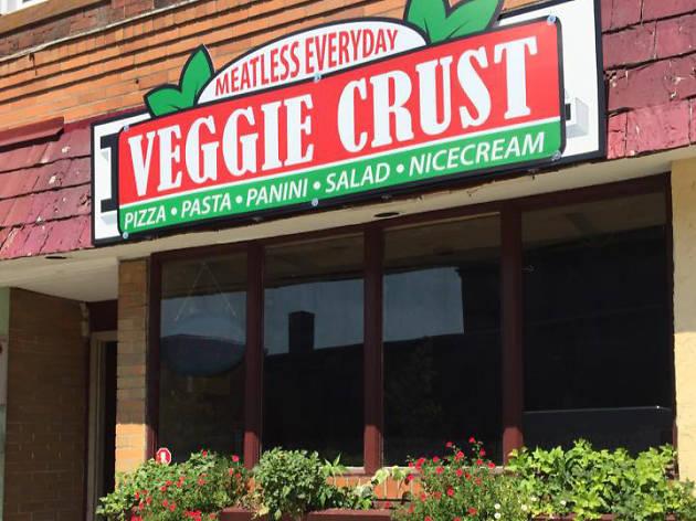 Veggie Crust