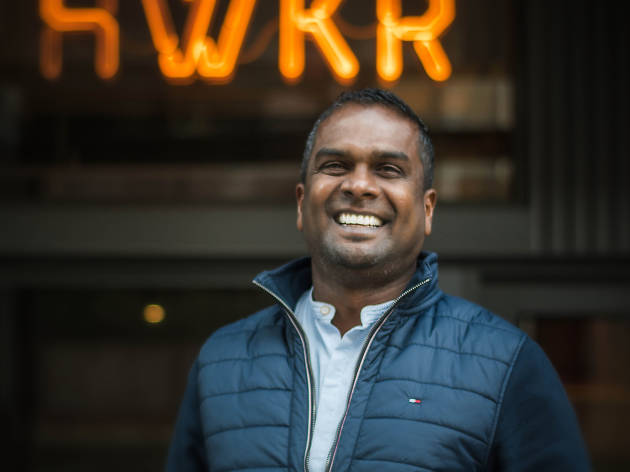 MasterChef winner Sashi Cheliah is opening a pop-up restaurant