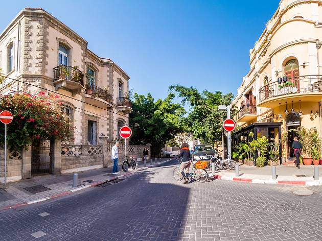 The best places to wine and dine in Neve Tzedek