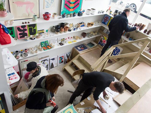 DIY Art Shop
