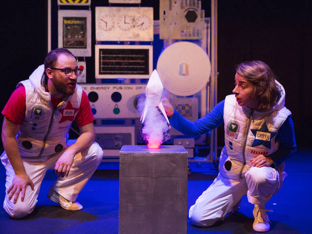 <p>'The Star Seekers' at the National Theatre</p>