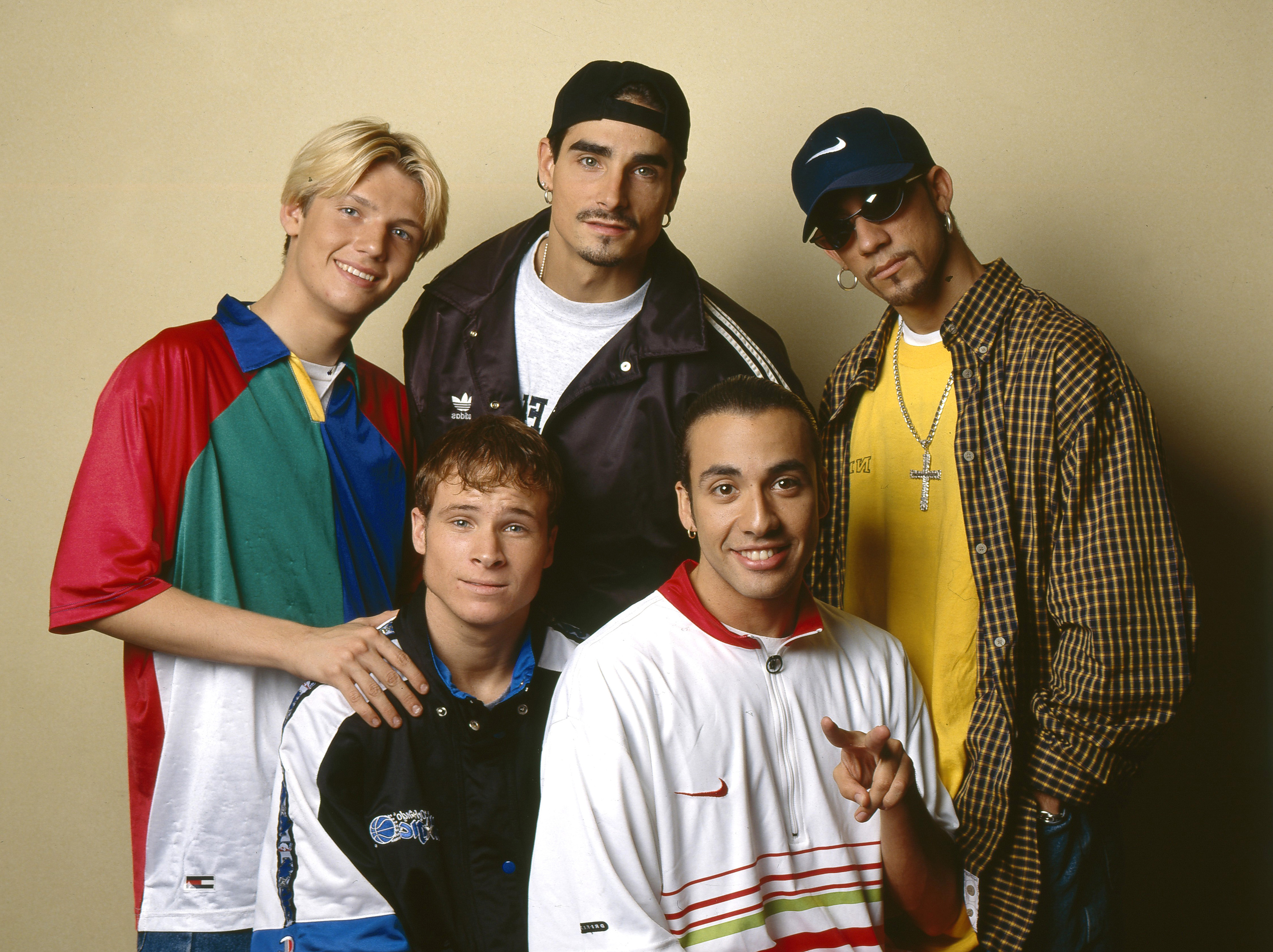 The Backstreet Boys are playing outside Radio City next week