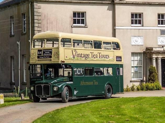 Vintage Tea Tours