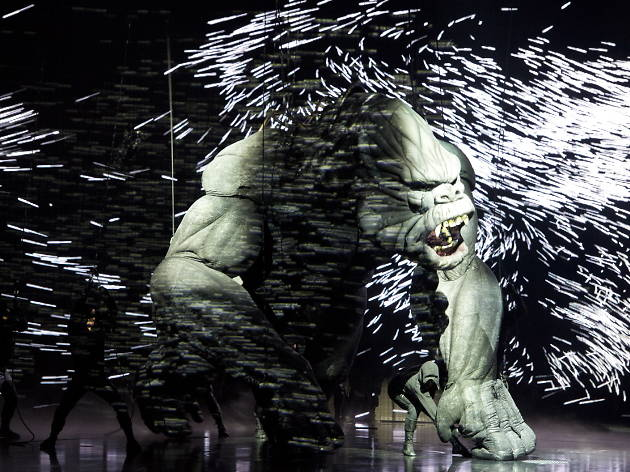 King Kong musical