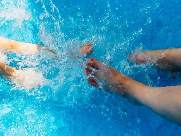 Generic pool shot