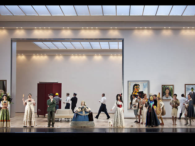 The world's most famous artworks will come to life in Opera Australia's 2019 season