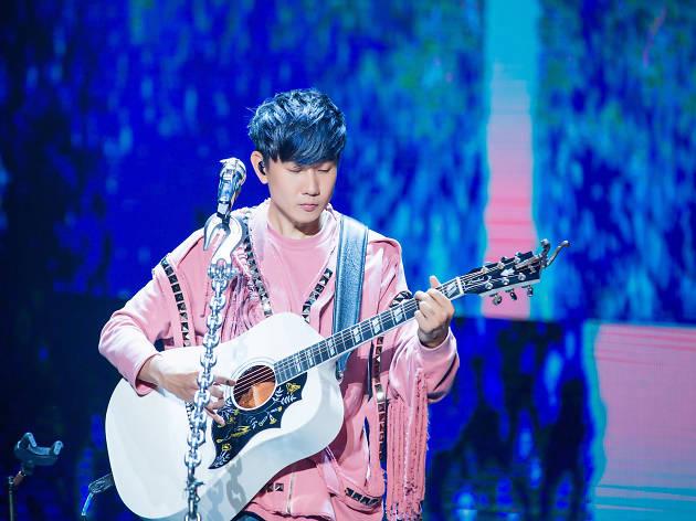 JJ 林俊傑聖所世界巡迴演唱會