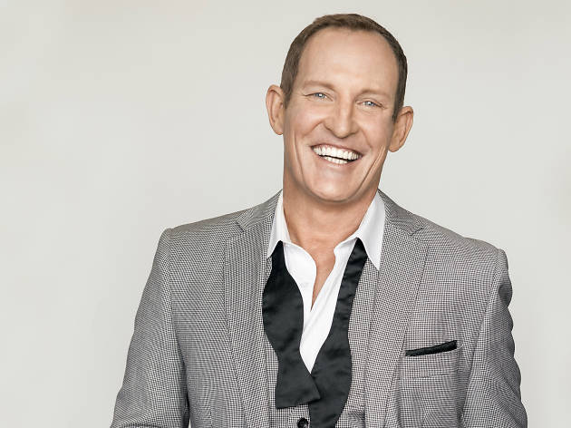 Todd McKenney pop-up cabaret at Ensemble Theatre
