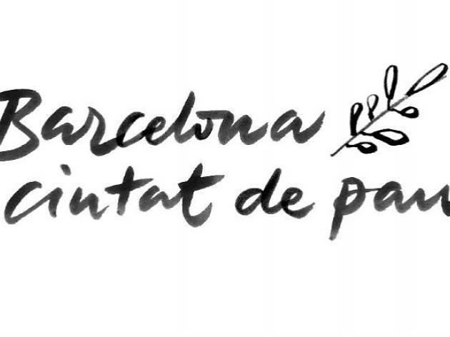Barcelona, ciutat de pau