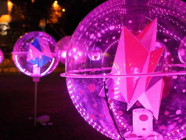 Singapore Night Festival, orbit