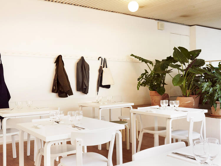 Rochelle Canteen at the ICA (Restaurant)