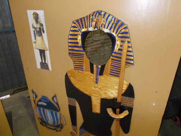 Egipte al carrer de Robrenyo