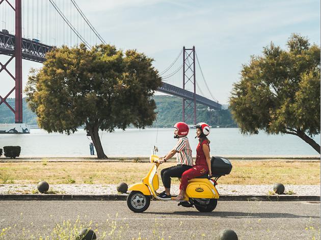 229a84c3d 35ºC lá fora? Não se esconda debaixo do ar condicionado. Passe o protector  e descubra o melhor do Verão em Lisboa.