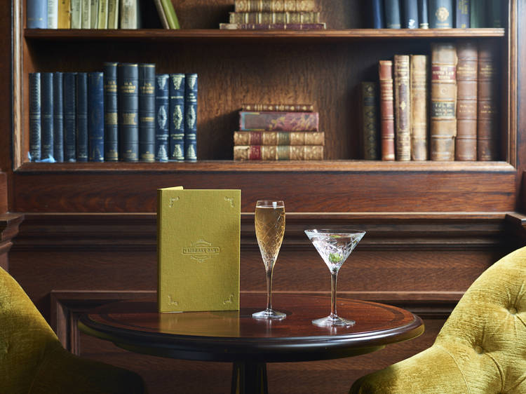The Library Bar at The Ned