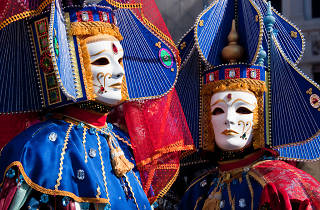 Carnavale is one of the best events in Venice, Italy.