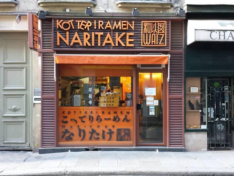 Kotteri Naritake Ramen