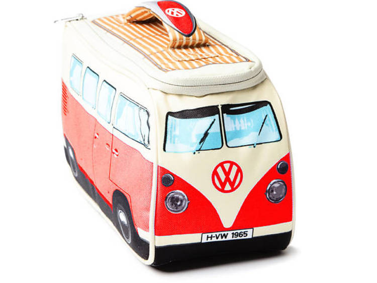 Ages 6–8: VW Coolbox lunch box