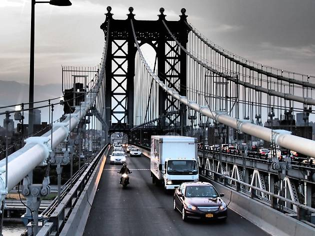The Brooklyn Bridge will close to traffic twice a day for months during El Chapo's trial