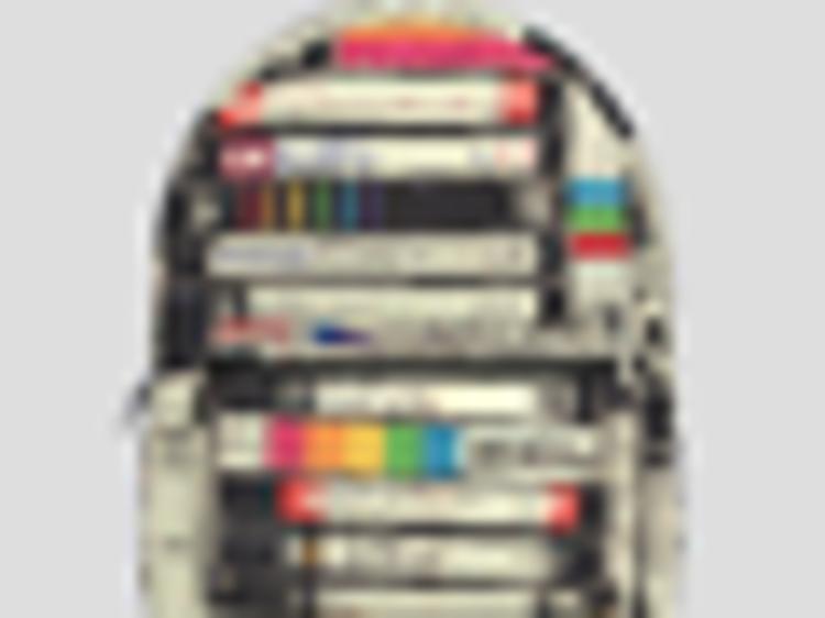 Ages 12–14: VHS backpack