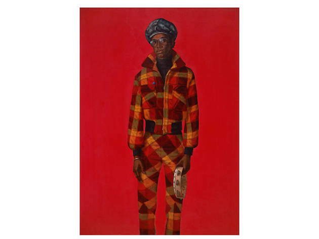 Barkley Hendricks, Blood (Donald Formey), 1975