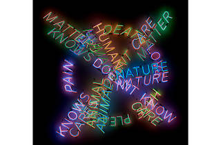 Bruce Nauman, Human Nature/Life Death/Knows Doesn't Know, 1983