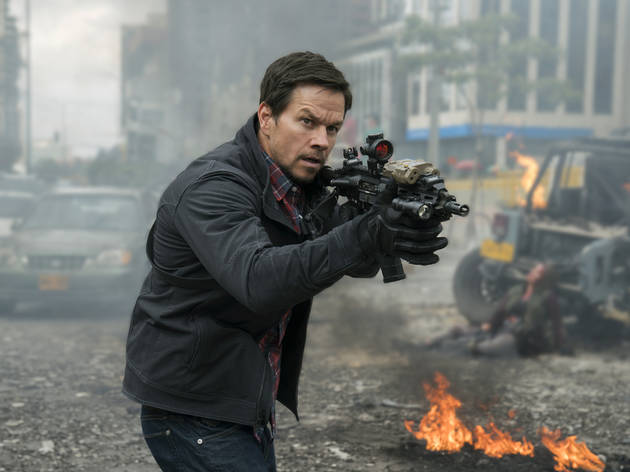 Mile 22: The IMAX 2D Experience