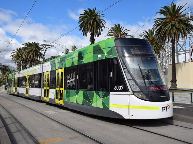 Five experiences you can have travelling north-south on the Route 96 tram