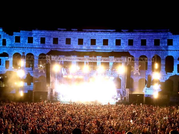 Seven DJs pick memorable moments from Croatia's Outlook Festival