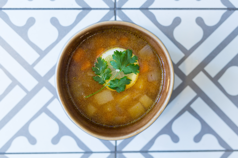 Sopa de Miso, O Macrobiótico
